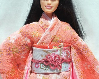 kimono for Barbie,doll clothes