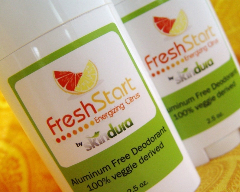 Deodorant Vegetable Derived Aluminum Free  FreshStart  image 0