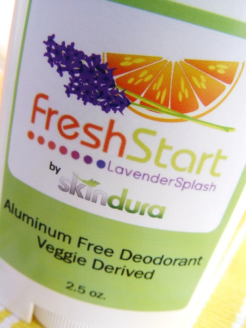 Deodorant Vegetable Derived Aluminum Free  FreshStart  image 0