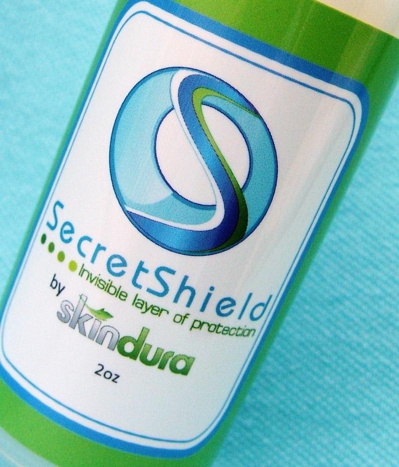 2 oz Secret Shield Skin Barrier Balm Friction Defense Stick image 0