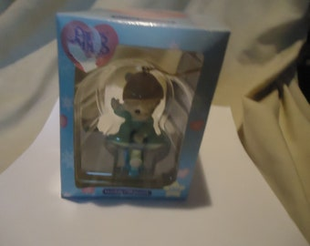 Vintage 1997 Precious Moments Holiday Ornament Winter Wonderland With Box by Enesco, collectable