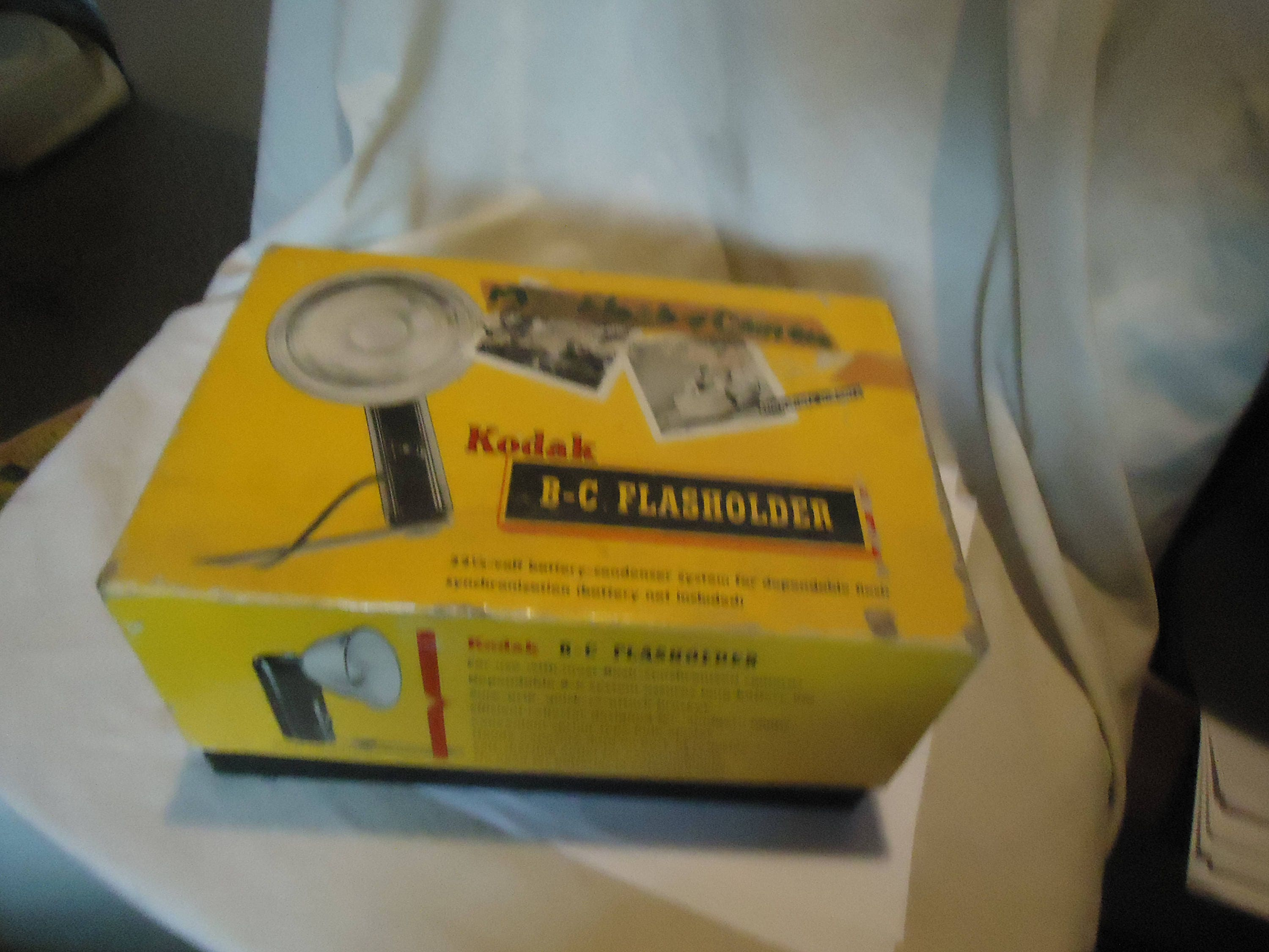 Vintage Rotary FLASHOLDER Type-2 in Box