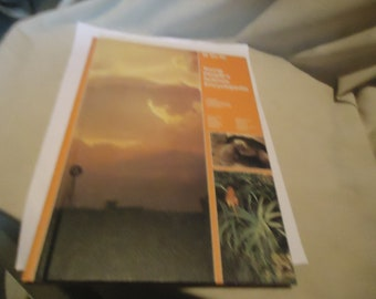 Vintage 1987 Young People's Science Encyclopedia Volume 18 Children's Hardback Book, collectable