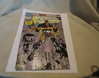 Vintage 1992 Cage Apr #1 Marvel Comic, collectable