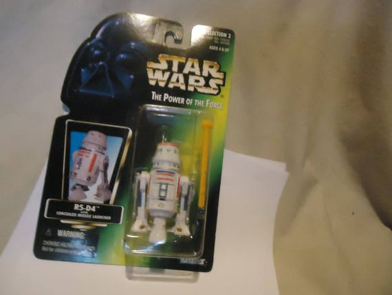 New /& Sealed Star Wars The Power of the Force Action Figures Kenner 1995