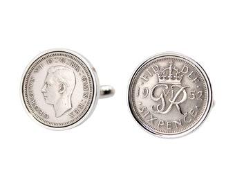 Andorra Coin Cufflinks
