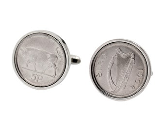 ideal for craft or jewellery making. 1998 Eire Ireland Republic 50p coin featuring a Woodcock Bird