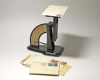 Antique Postal Scale, Gem Postal Scale - circa 1920's