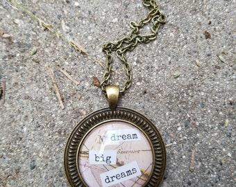 Big Dreams - necklace