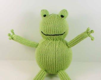 Froggy- Light green
