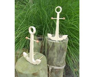 Wooden Anchor Pattern