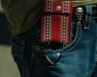 Metis Arrow Sash Medicine Pouch with Belt Loop