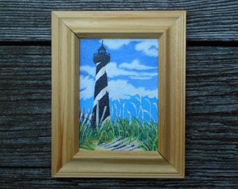 Cape Hatteras Lighthouse, Buxton, North Carolina