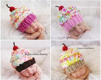 32227b04769 Knit childrens hats