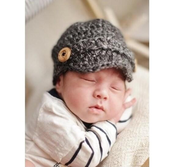 Baby Balloon Mütze Neugeborene Schiebermütze Baby Junge Hut Etsy