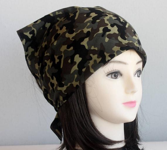 Tarnung Kopftuch Stirnband Camo Halstuch Kopftuch Baumwolle Etsy