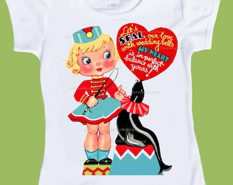 Sizes 1-12 years Circus Personalised T-Shirt Lovely Gift for all Children