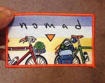 Nomad Bike Patch