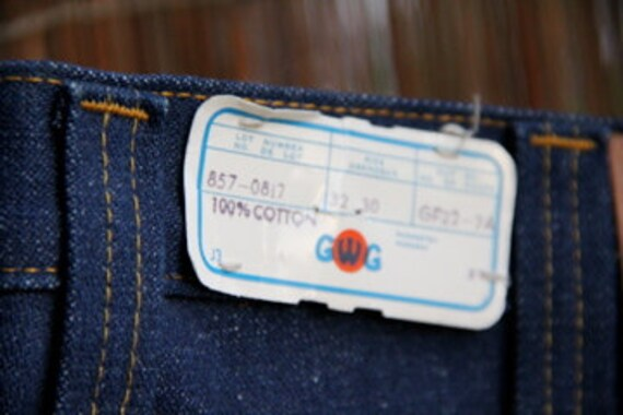 "GWG ""Deadstock"" jeans - image 5"