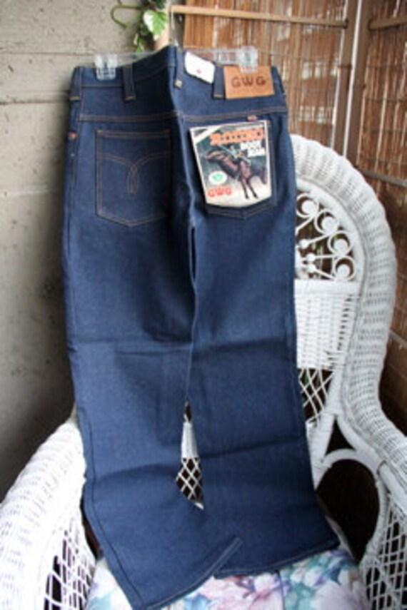 "GWG ""Deadstock"" jeans - image 3"