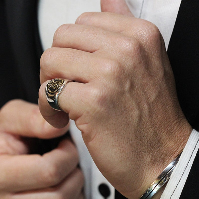 07694f4a8dd14 Signet Ring Carpe Diem Ring Mens Signet Ring Pinky Ring Mens Ring  Personalized Ring Silver Signet Ring Men Signet Ring Gold Signet Ring