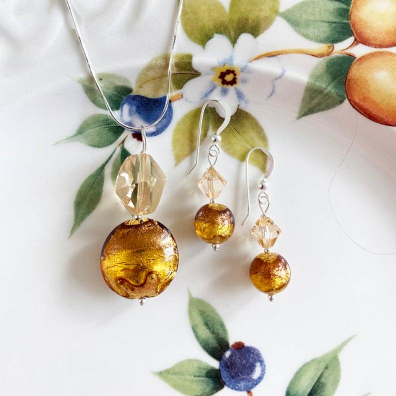 Venetian Glass Beads Murano Glass Beads Murano Beads 20mm Italian Beads Italian Glass Beads Venetian Beads Murano Glass Carmello