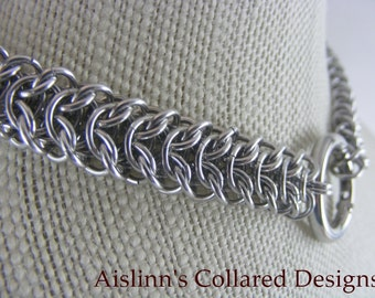 Elf Bridge BDSM Gorean Slave Collar Choker Necklace