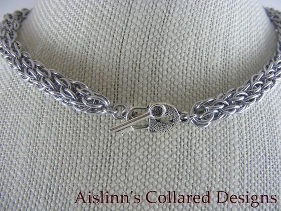 Ccc Bdsm Gorean Choker Halskette Halsband Slave CoxsQBthrd