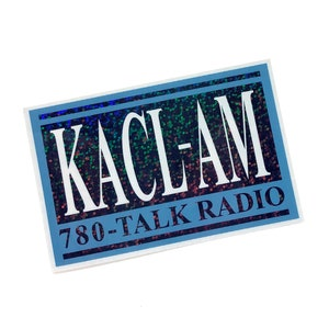KACL Frasier Sweatshirt Vintage Frasier T-Shirt KACL 780am Talk Radio