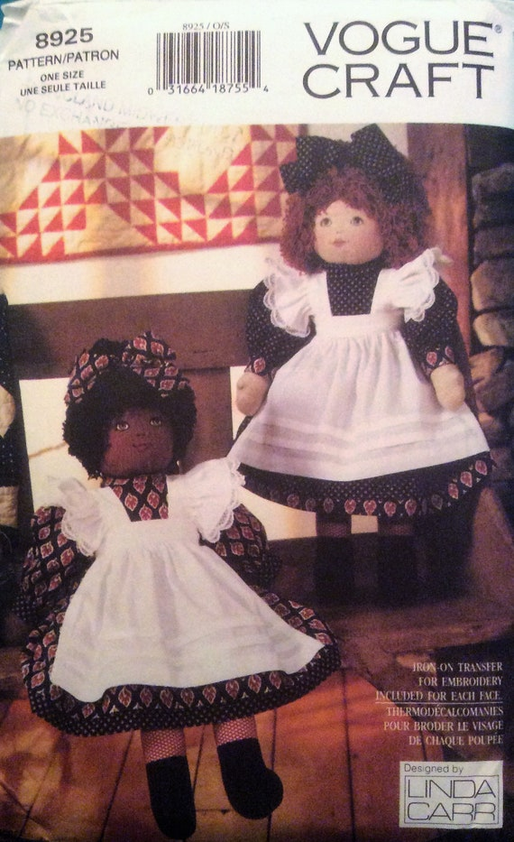"24-25/"" doll clothes pattern  Dress /& Pantaloons"