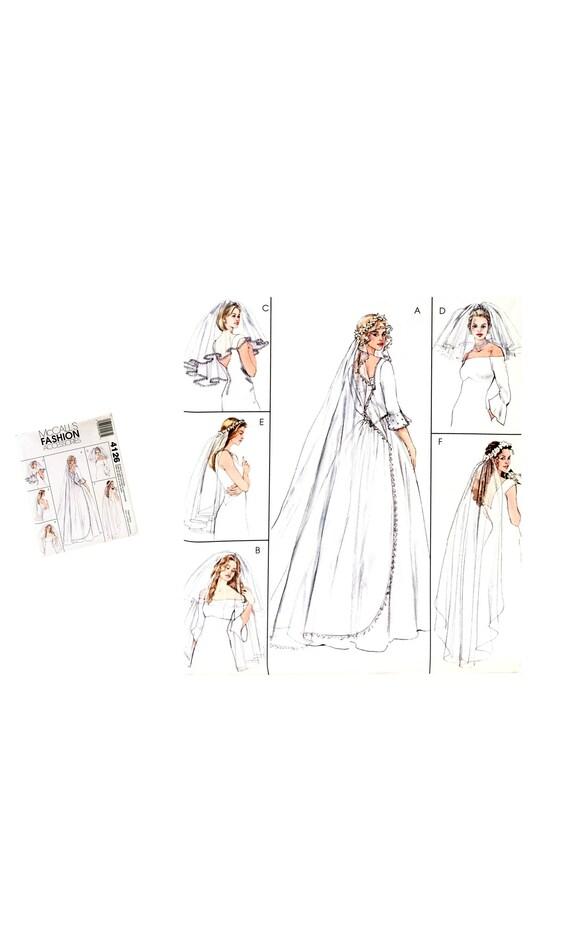 Brautschleier Muster Hochzeit Schleier Muster Rouge Schleier | Etsy