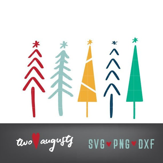 Tall Skinny Christmas Tree Silhouette.Tall Skinny Christmas Trees Set 2 Svg Dxf Png Christian Svg Files Cricut Svg For Silhouette Jesus Tree Whimsy Tree Artsy Slim