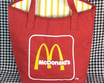 Macdonalds French fry bag