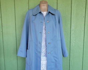 f84a16d592c Vintage Spring Coat by Forecaster of Boston