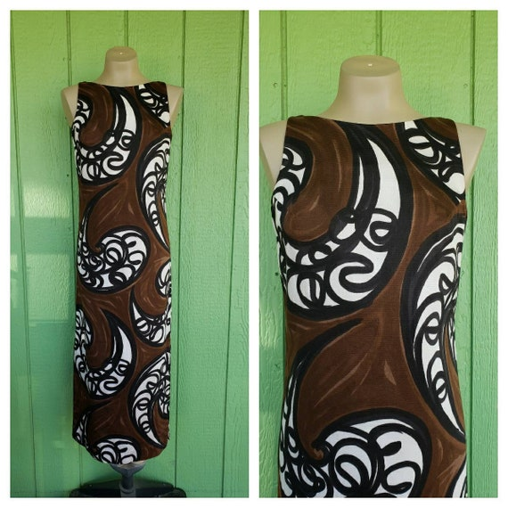 Vintage Hawaiian Maxi Dress, Malia For Liberty Ho… - image 1