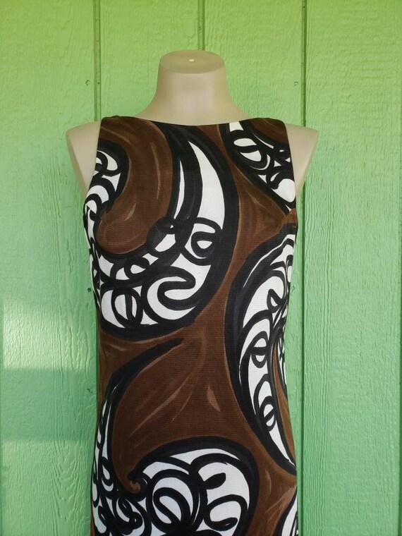 Vintage Hawaiian Maxi Dress, Malia For Liberty Ho… - image 3