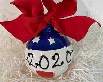 America USA ornament
