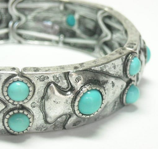 Sale|,Arrow,Bracelet,-,Southwest,Stretch,Bangle,Turquoise,Rustic,Art,Deco,Native,Silver,Aztec,Jewelry,arrow_bracelet,stamped_jewelry,metalwork,silver_bangle,southwest_bracelet,stretch_bracelet,native_symbols,arrow_jewelry,symbolic_arrow,follow_your_arrow,turquoise,aztec_tribal,gift_for_her,pewter