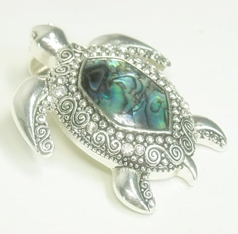 Sale|,Turtle,Pendant,-,Clip,On,Interchangeable,Magnetic,Abalone,Beach,Symbolic,Animals,Sea,Life,Removable,Supplies,magnetic_pendant,animal_pendant,removable_pendant,animal_jewelry,fashion_pendant,interchangeable,turtle_pendant,turtle_jewelry,beach_pendant,beach_jewelry,marine_animals,ocean_sea,abalone,Pearl & shell