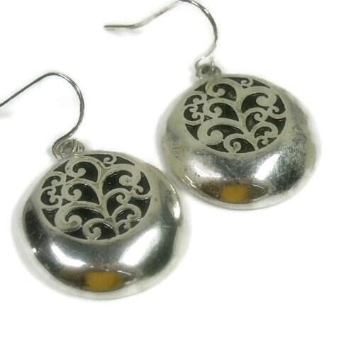 Bohemian,Filigree,Earrings,-,White,Brass,Dangle,Silver,Circle,Swirl,Art,Deco,Hippie,Jewelry,Boho,Victorian,bohemian_earrings,bohemian_jewelry,filigree_earrings,dangle_earrings,art_deco_jewelry,hippie_earrings,boho_chic_earrings,boho_jewelry,white_brass,silver_earrings,circle_earrings,swirl,every_day_earrings