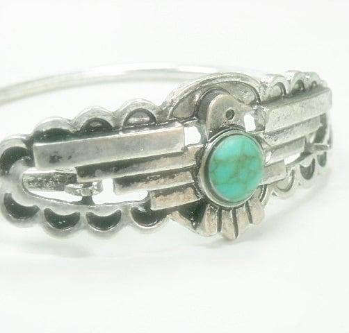 Turquoise,Bangle,Bracelet,-,Thunderbird,Southwest,Style,Native,Symbolic,Bird,Stacking,Cowgirl,Jewelry,thunderbird_bracelet,thunderbird_bangle,Turquoise_Bangle,Turquoise_Bracelet,symbolic_bird,Southwest_Bracelet,stacking_bracelet,native_animal_symbol,Cowgirl_Bracelet,Cowgirl_Jewelry,metal_bangle,native_american,tt_tpt_punks_123,metal,howli