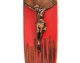 Lord Of Dogtown No.2 [ Jesus Dogtown Skateboard by Dan Levin ]