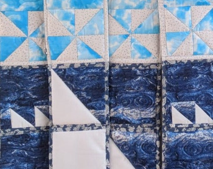 Sails Textile Wall Art