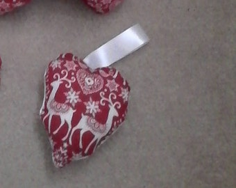 Sweet Heart hanging Christmas Decoration