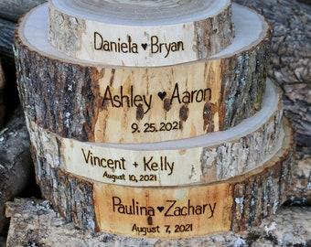 Hand Wood Burning Personalization Add-on Fee