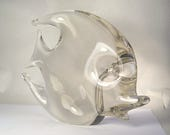 A 20th Century Vintage Murano Glass Tropical Fish Z29