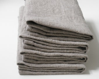 Linen Napkins, Linen Napkin, Napkins, Cloth Napkins, Table Napkins, Dinner Napkins