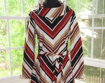 60s Mod Dress, Small/Medium