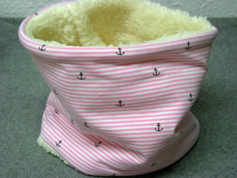 Children's loop  loop for kids  neck sock  slip scarf  image 0