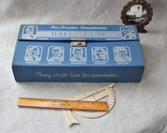 Cardboard pencil box | Etsy
